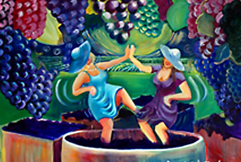 The Great Grape Stomp